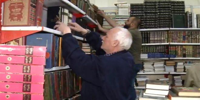 مشاركة سورية فاعلة في المعرض الدولي للكتاب بطهران