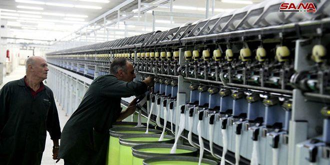 78 منشأة صناعية دخلت حيز الإنتاج في المدن الصناعية الثلاث العام الماضي