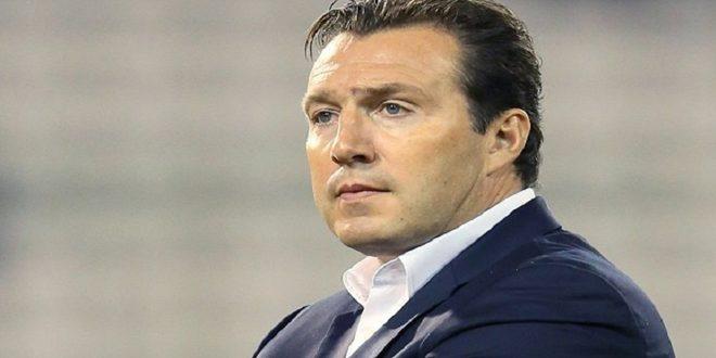البلجيكي فيلموتس مدرباً للمنتخب الإيراني بكرة القدم