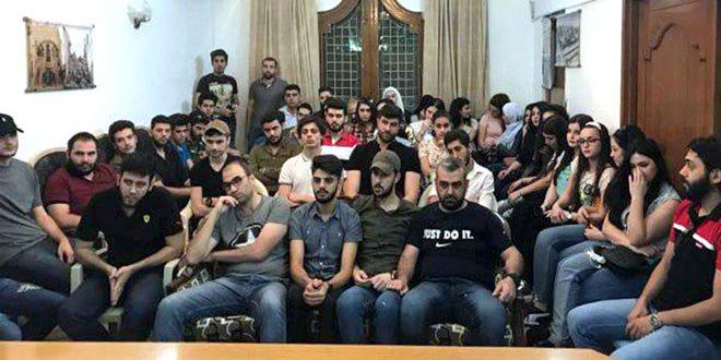 طلبة سورية في الهند يعقدون مؤتمرهم السنوي