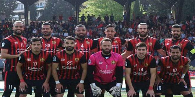 الجيش يفوز على الطليعة في ربع نهائي كأس الجمهورية لكرة القدم