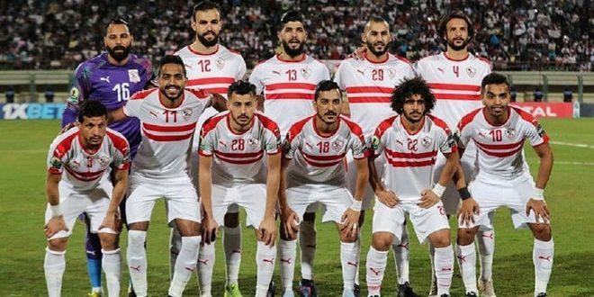 للمرة الأولى في تاريخه.. الزمالك المصري بطلا لكأس الاتحاد الأفريقي لكرة القدم