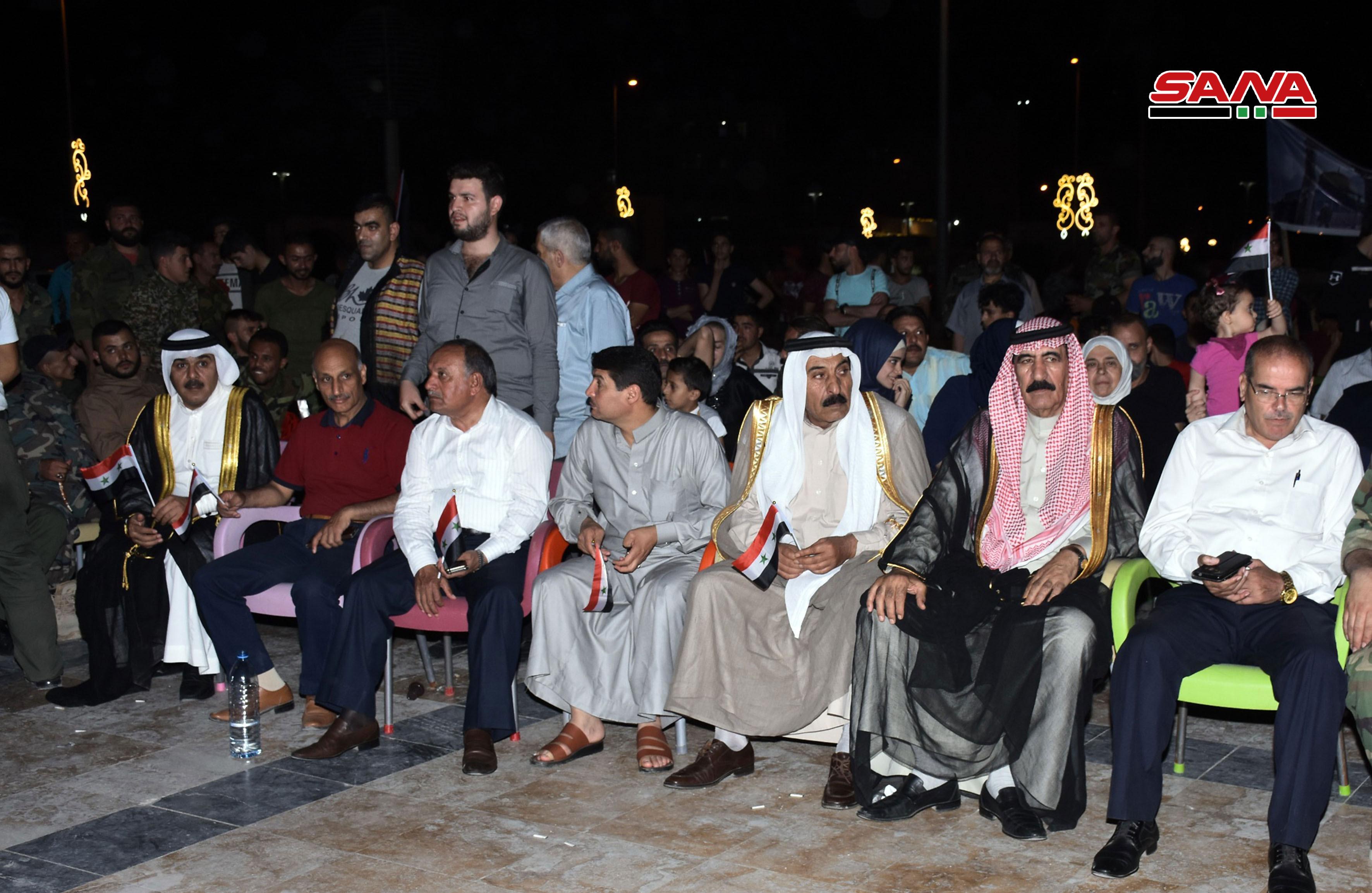 فعالية وطنية في حلب بمناسبة يوم القدس العالمي