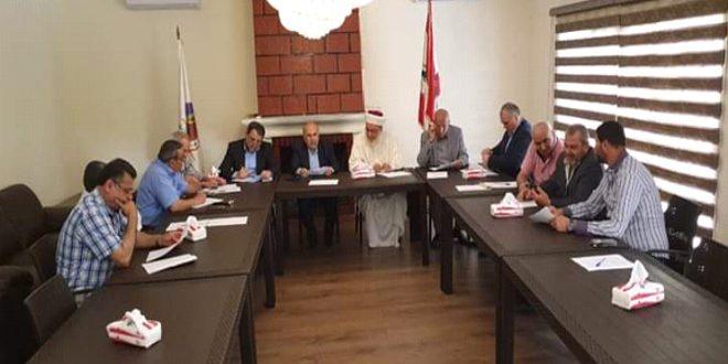 أحزاب لبنانية: رعاة الإرهاب يعملون على إطالة أمد الحرب على سورية