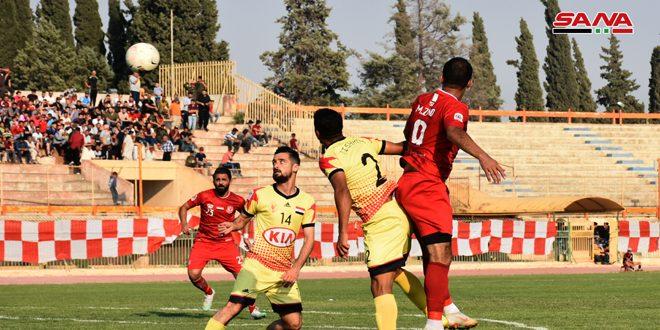 الطليعة والوثبة على موعد في نهائي كأس الجمهورية لكرة القدم