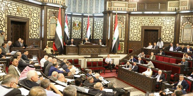 مجلس الشعب يتابع مناقشة مشروع القانون الخاص بمجلس الدولة