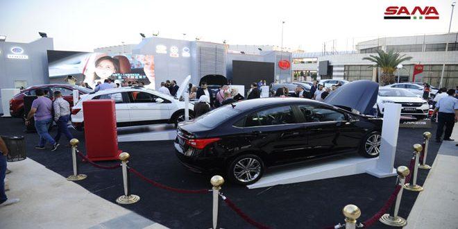 40 ألف زائر لمعرض (موتور شو) للسيارات