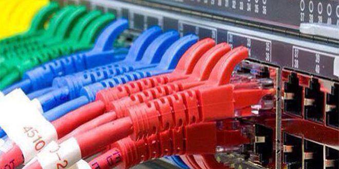 اتصالات حماة تبدأ المرحلة الأولى من مشروع إيصال الانترنت إلى المنازل والمكاتب بسرعات عالية