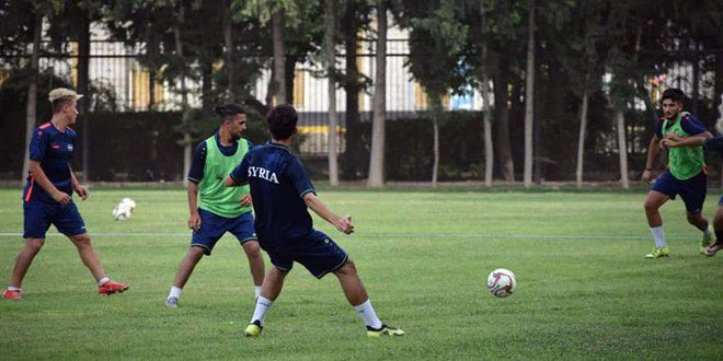 منتخب الشباب يستعد لتصفيات كأس آسيا