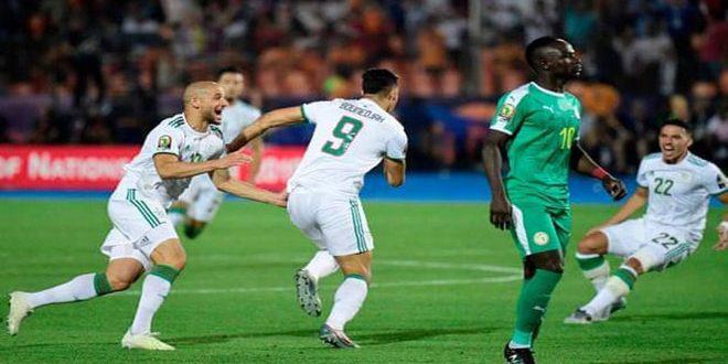 بفوزه على السنغال .. منتخب الجزائر يحرز لقب كأس الأمم الأفريقية لكرة القدم