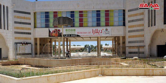 120 شركة غذائية تحجز 8500 متر مربع في الدورة الـ 61 لمعرض دمشق الدولي