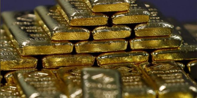 أسعار الذهب إلى أعلى مستوى منذ 2013