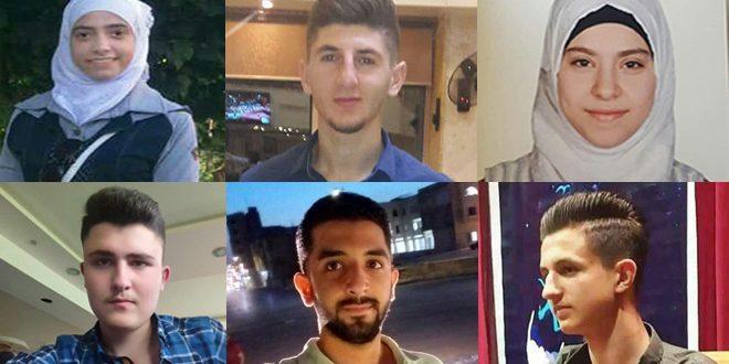 متفوقو الشهادة الثانوية حصدوا ثمرة التعب ورسموا الوجه المشرق لسورية
