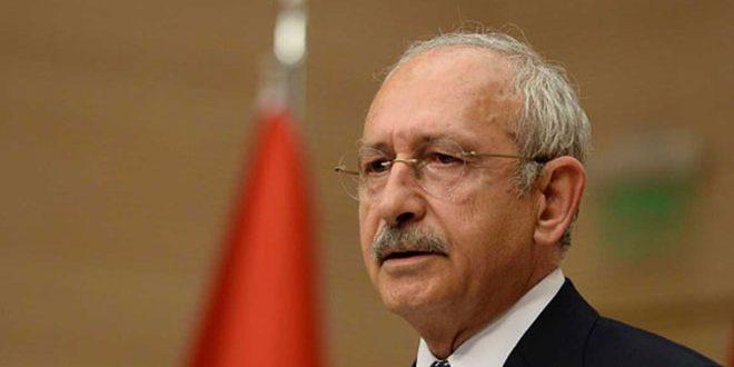 كيليتشدار أوغلو: التنسيق مع سورية ضمانة للحفاظ على مصالح تركيا