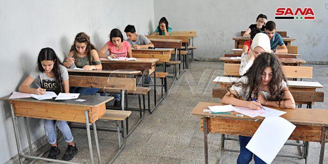 1268 طالبا يشاركون في اختبارات المرحلة الأولى للقبول في المركز الوطني للمتميزين