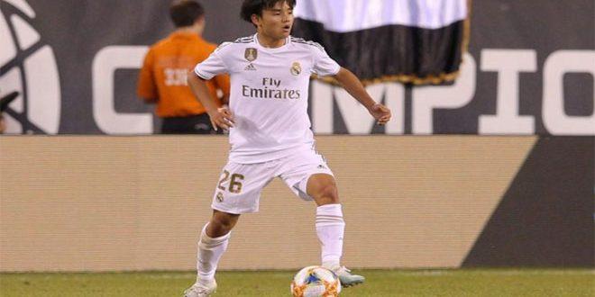 الياباني كوبو ينتقل من ريال مدريد إلى مايوركا على سبيل الإعارة