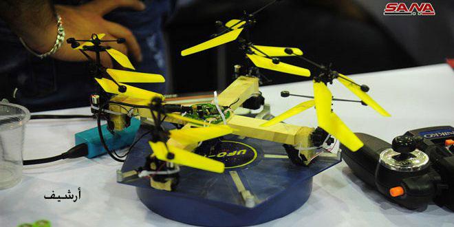 معرض الباسل للإبداع والاختراع الـ 19 ضمن فعاليات معرض دمشق الدولي