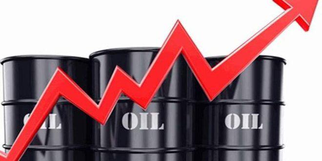 ارتفاع أسعار النفط بفضل آمال التحفيز والتجارة
