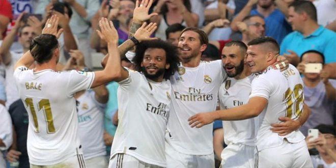 ريال مدريد يتعادل مع بلد الوليد في الدوري الإسباني