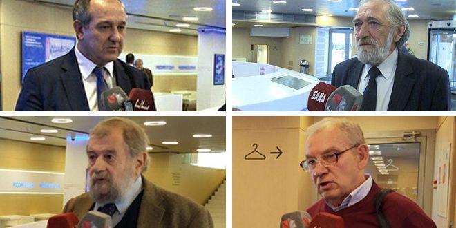 خبراء روس: بيان رؤساء الدول الضامنة لمسار أستانا دعم سيادة سورية