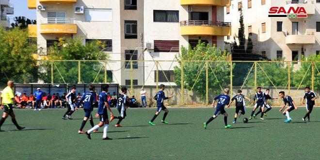 انطلاق منافسات بطولة دوري السويداء بكرة القدم لفئتي الأشبال والناشئين