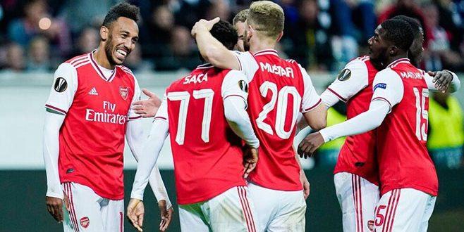 أرسنال يهزم أستون فيلا بالدوري الإنكليزي الممتاز لكرة القدم