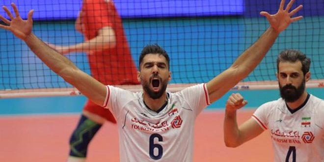 منتخب إيران للكرة الطائرة يتوج للمرة الثالثة في تاريخه ببطولة آسيا 2019