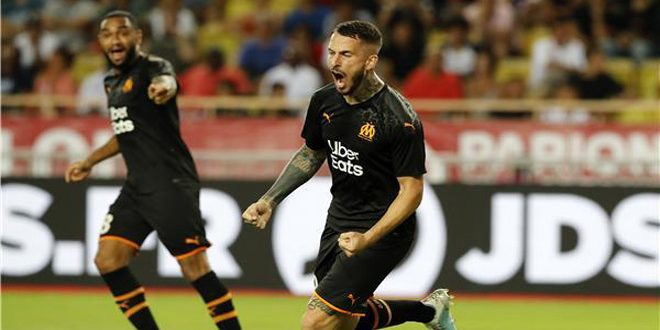 بنيديتو يسجل هدفين ويقود مرسيليا للفوز على موناكو 4-3