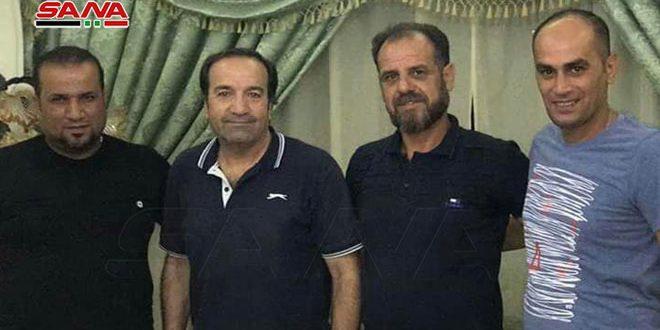 نادي اليقظة يتعاقد مع المدرب الوطني عماد دحبور
