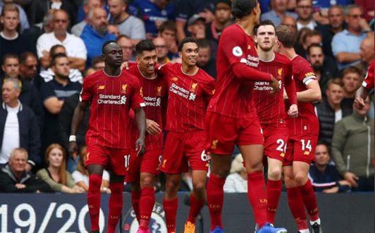 ليفربول يفوز على تشيلسي في الدوري الإنكليزي الممتاز