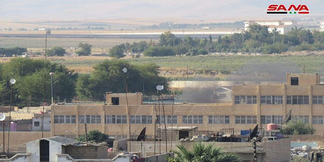 تواصل الإدانات الدولية للعدوان التركي على الأراضي السورية