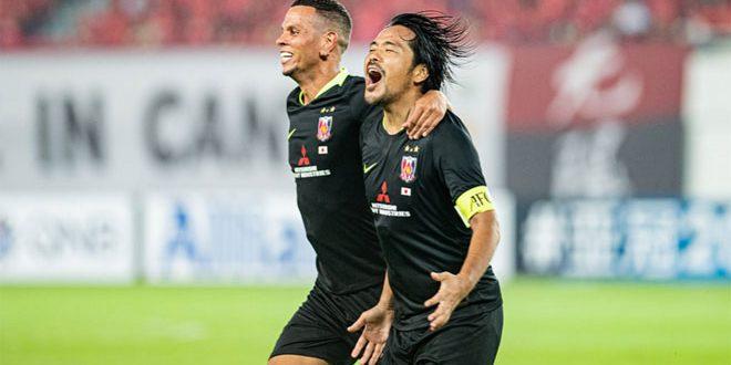 أوراوا ريد دياموندز الياباني يبلغ نهائي دوري أبطال آسيا لكرة القدم