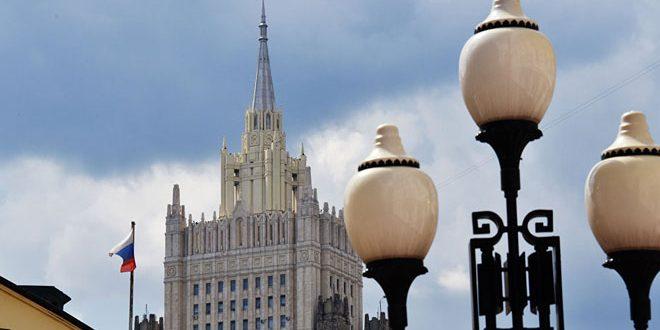 روسيا وإيران تجددان الدعوة لاحترام سيادة ووحدة الأراضي السورية