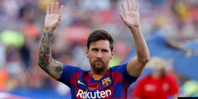 ميسي يرفض توقيع عقد طويل الأمد مع برشلونة