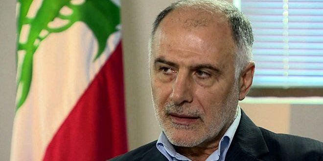 فنيش وكنعان: العلاقات الجيدة مع سورية مصلحة للبنان