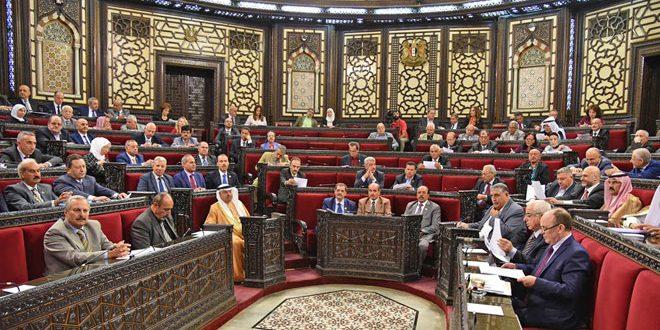 مجلس الشعب يقر مشروع القانون الخاص بأهداف ومهام وزارة التعليم العالي والبحث العلمي