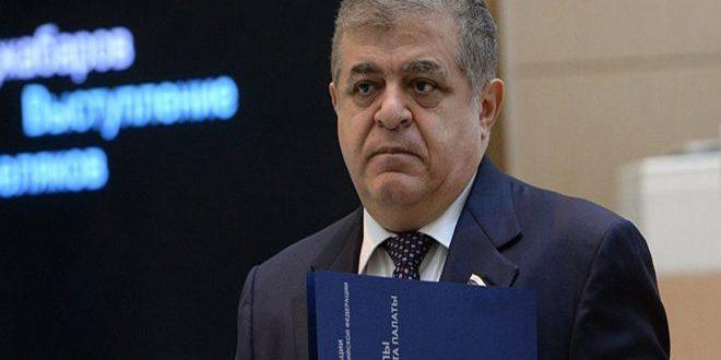 برلماني روسي: التواجد الأمريكي في سورية غير شرعي