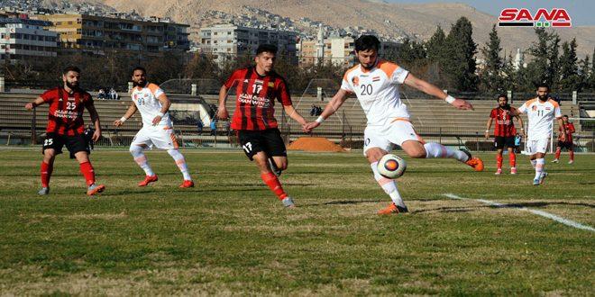 الجيش يلتقي الوحدة في مستهل حملة الدفاع عن لقبه ببطولة الدوري الممتاز لكرة القدم