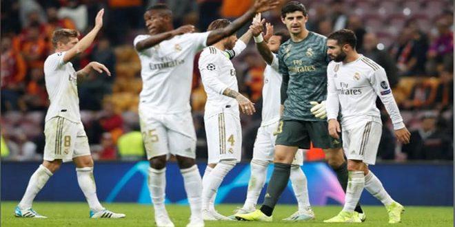 ريال مدريد يحقق انتصاره الأول في دوري الأبطال