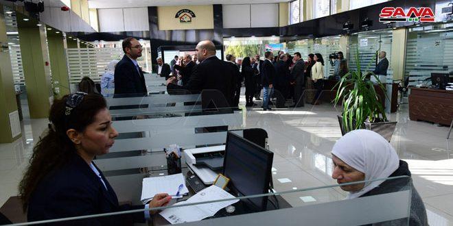 افتتاح مركز خدمة المواطن في المؤسسة العامة للإسكان بتكلفة 400 مليونليرة