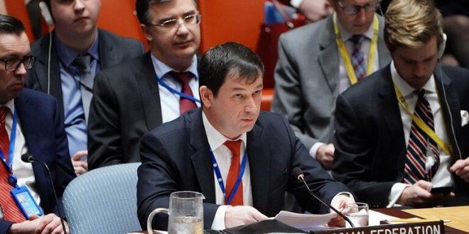 بوليانسكي: نرفض التدخل في عمل لجنة مناقشة الدستور أو فرض جداول زمنية لها