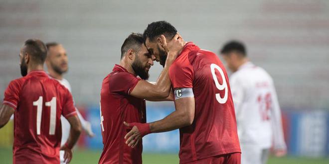 منتخب سورية لكرة القدم يفوز على نظيره الفلبيني في إياب تصفيات آسيا وكأس العالم