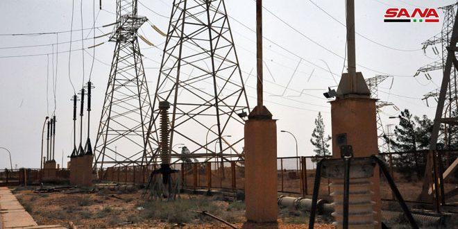 مؤسسة نقل الكهرباء: نعمل ليكون التقنين خلال الشتاء في حالاته الدنيا