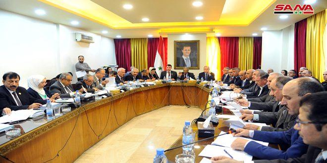 لجنة الموازنة والحسابات تناقش الموازنة الاستثمارية لوزارة النفط والثروة المعدنية