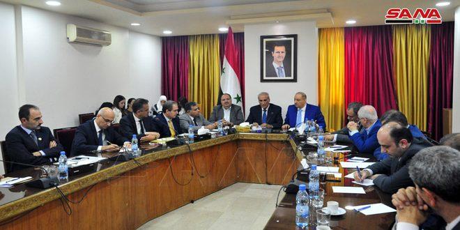 لجنة الإعلام في مجلس الشعب: الإعلام شريك في صناعة النصر ومسؤوليته كبيرة في محاربة الفساد