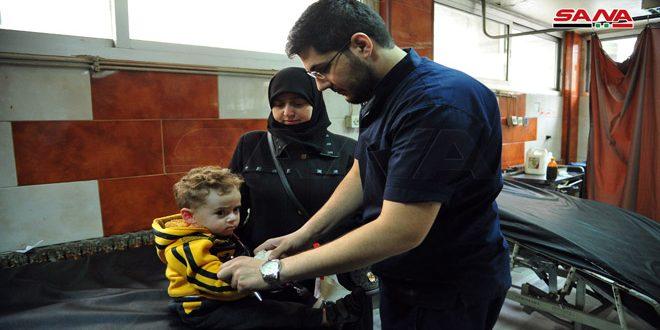 قسم إسعاف جديد في مشفى دمشق نهاية العام الجاري يستوعب 1200 مريض