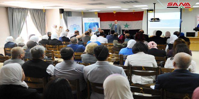 60 جمعية أهلية تبحث خلال ملتقى صحي أهلي سبل تطوير عملها ومواجهة التحديات