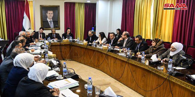 لجنة الموازنة والحسابات تناقش الموازنة الاستثمارية لوزارة التنمية الإدارية
