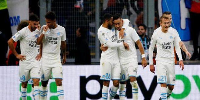 مرسيليا يفوز على بوردو بدوري الدرجة الأولى الفرنسي