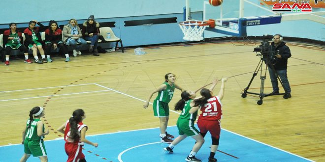 منتخب لبنان لكرة السلة للسيدات تحت 16 عاماً يفوز على نظيره العراقي